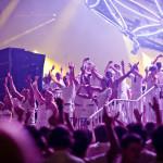 Festival of electronic dance music «Sensation White», Amsterdam