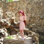 Nastya Shpagina Ukrainian living doll