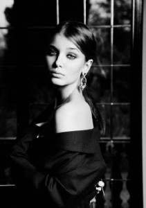 Gorgeous model Daria Konovalova