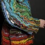 Stunning details of Textile art by Canadian artist Richard Preston