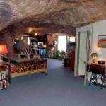 Rock House built by a Sweden master and artist Albert Christensen