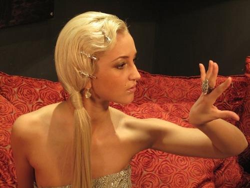 Olga Buzova, TV host, model, actress, singer and business woman