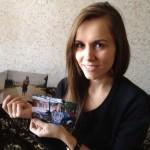Beautiful Russian girl from St. Petersburg Tatyana Rybakova has experienced amazing weight loss