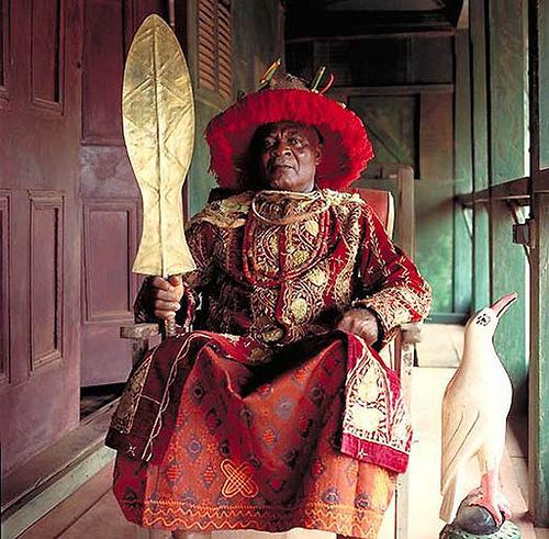 Igwe Kenneth Nnadzhi Oniemaeke opus III - Obi Nnevi (Nigeria)