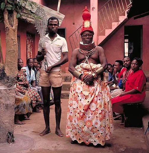 Isienvenro James Joha Inneh - Ekegbian Benin (Nigeria)