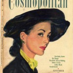 International magazine for women 'Cosmopolitan', 1946