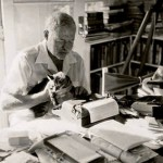 Ernest Hemingway and his fifty-seven cats