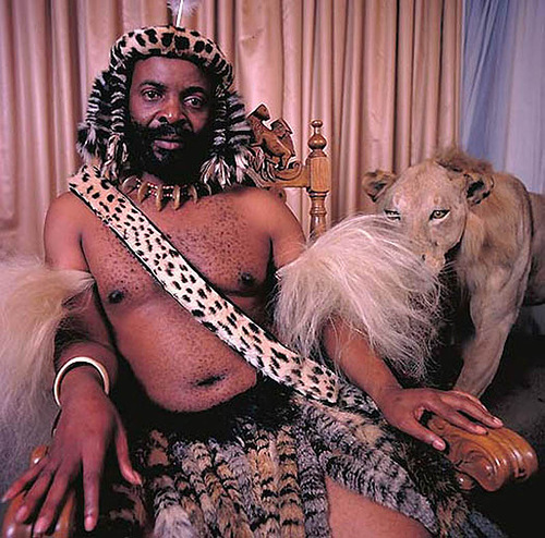 Goodwill Zveletini – King Zulu (South Africa)