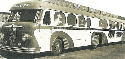 Philips long bus