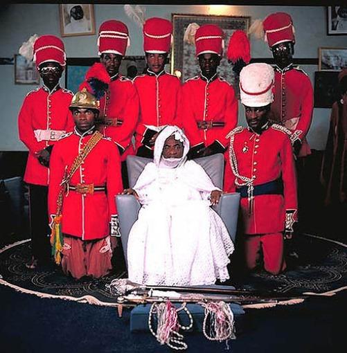 El Hadj Mamadou Kabir Usman - Emir of Katsina (Nigeria)