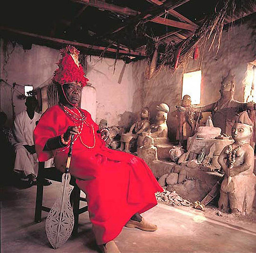 Salomon Igyuinoghuda - Oba Erediauva Benin (Nigeria)