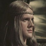 Scene from the film, Alexander Godunov
