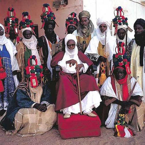 Aliyu Mustapha - Lamido Adamawa (Nigeria)
