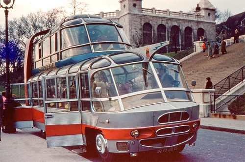 Bus designs the strangest ever built