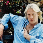 Blond dancer Alexander Godunov