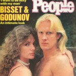 People cover, Alexander Godunov and Jacqueline Bisset love story