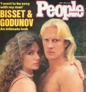 People cover, Alexander Godunov and Jacqueline Bisset love story