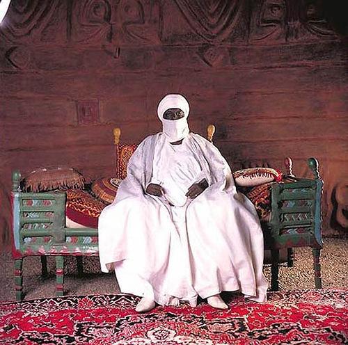 Bouba Abdoulaye - Sultan of Rey-Bouba (Cameroon)