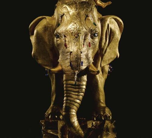 Musical elephant for 2 million