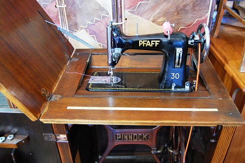 Beauty Will Save Viola Beauty In Everything Enchanting Pfaff 30 Sewing Machine History
