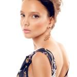 Beautiful Russian model Alexandra Dmitrieva