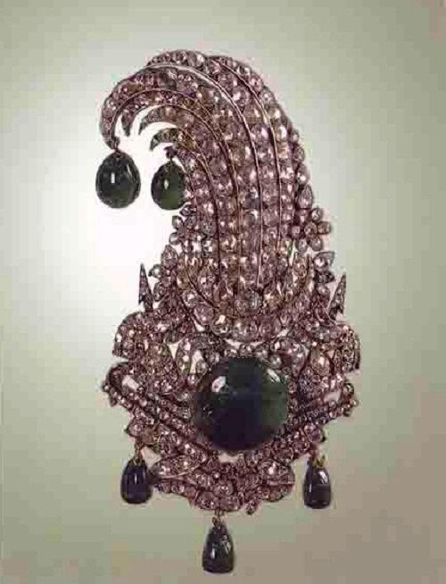 Men's jewelry from Iran