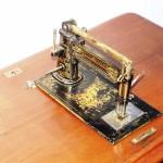 1858 Patent Williams & Orvis Treadle Sewing Machine