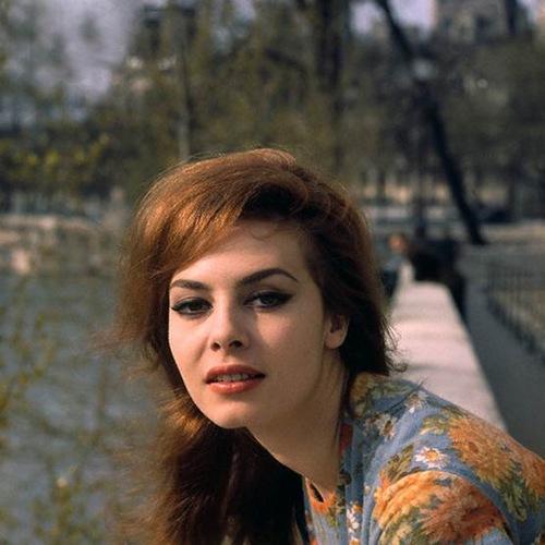 Divinely beautiful Michele Mercier