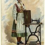Norway. (1892)