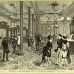 Wilson's sewing machine rooms, 827 and 829 Broadway, opened Monday, June 1st. (1874)
