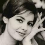 Young beauty Michele Mercier