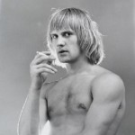 Smoking Alexander Godunov