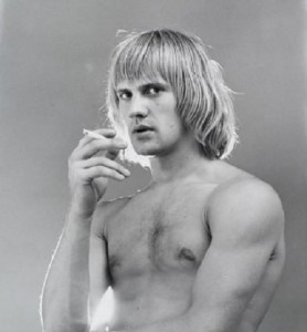 Smoking Alexander Godunov
