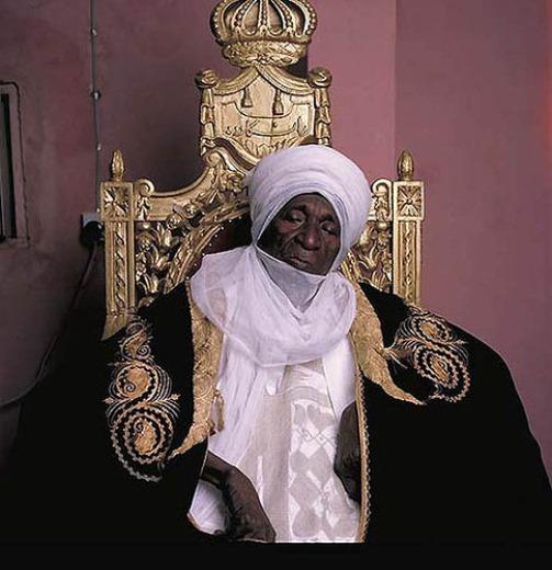 Abubakar Sidique - Sultan of Sokoto (Nigeria)