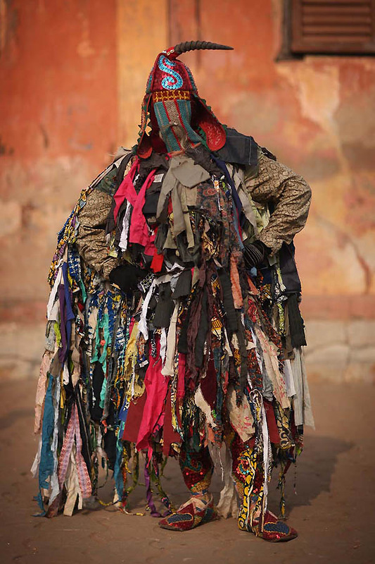 Yoruba voodoo clan