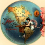 Advertising Singer Sewing Machine Company