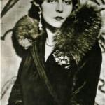 Actress Natalia Kovanko, Berlin, 1930