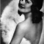 Actress Vera Malinovskaya, Berlin, 1931