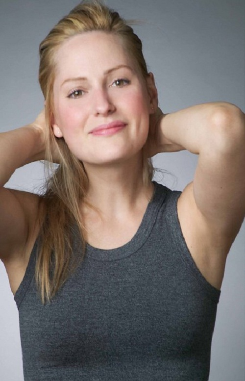 Aimee Mullins beautiful