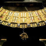 And this knight of the Order of the Golden Fleece, founded by Philip III the Good, duke of Burgundy, in 1430. One of the oldest and most prestigious awards in Europe
