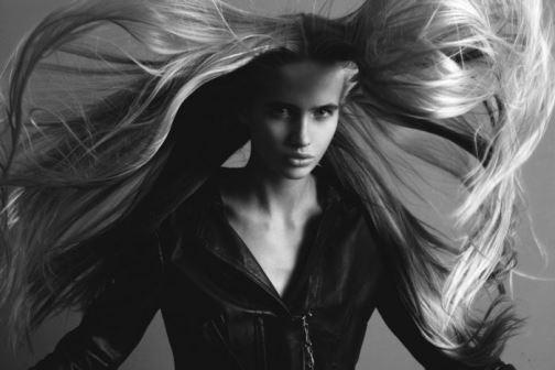 Beautiful Russian model Valeria Sokolova
