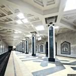 Underground system of Kazan