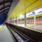 Recognized as the safest in Russia, Kazan Underground