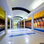 Subway in Kazan