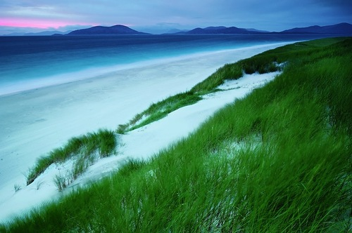 Berner Island, The Hebrides - Edge of the World