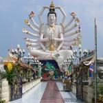 Bodhisattva dance