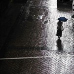 We inherit, the rain, the skies, and the speech