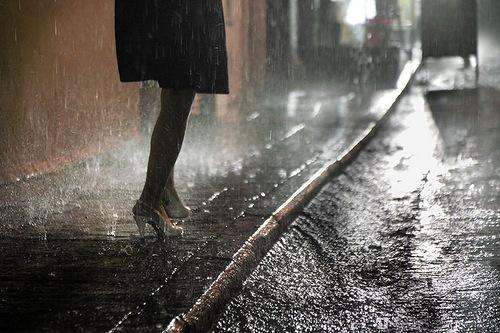 Rain romance by Christophe Jacrot
