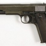 Clyde Barrow's Colt Model 1911 Government Model Semi-auto pistol