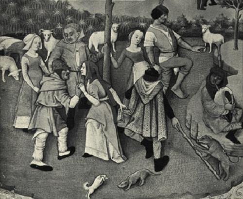Saint Vitus dance unsolved mystery